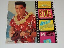 ELVIS PRESLEY blue hawaii Lp RECORD LPM-2426 MONO US 1964