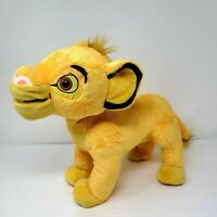 Disney The Lion King Talk & Roar Simba Animated Plush Toy Roaring & Moving Head