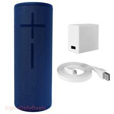 Ultimate Ears Megaboom 3 Speaker Portable Wireless Bluetooth Bass Lagoon Blue