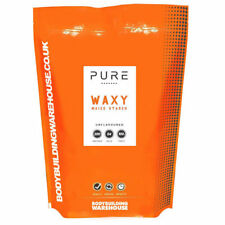 1KG WAXY MAIZE STARCH - CARBOHYDRATE ENERGY POWDER by BODYBUILDING WAREHOUSE™