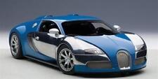 Bugatti Veyron 16.4 2009 Edition Centenaire Wimille Blu Autoart 1:18 AA70956