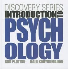 New 1st Editions in Psychology: Introduction to Psychology by Rod Plotnik and...