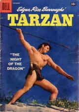 Tarzan (Dell) #98 VG; Dell | low grade comic - save on shipping - details inside