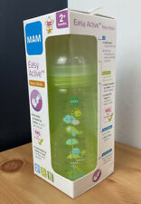 MAM Easy Active Baby Bottle 270ml/9.5oz - 2 Months+ (Green) *NEW*