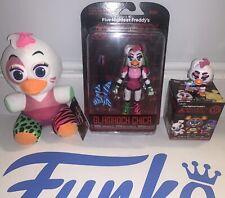 Funko Five Nights At Freddy' : violación de seguridad-Glamrock Chica Bundle-Nuevo
