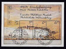 Echte Briefmarken aus Dänemark mit Post- & Kommunikations-Motiv