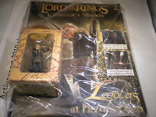 Lord of the rings figures-issue 2-legolas at helms deep-Eaglemoss