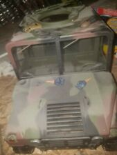 1:6 21ST CENTURY TOYS ULTIMATE SOLDIER M1025 humvee CAMO armored vehicle w acces