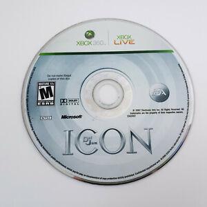 Def Jam: Icon (Microsoft Xbox 360, 2007) Disc Only