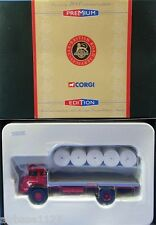 CORGI CC11405 1/50 PREMIUM Heritage Bedford KM 4 Platform Lorry & Load BRS
