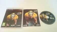JUEGO LE TOUR DE FRANCE FRANCIA 2011 SONY PLAYSTATION 3 PS3 ESPAÑA.BUEN ESTADO