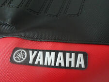 SEAT COVER , YAMAHA RAPTOR 250 yfm, ULTRA GRIPP, GRIPPER RED, EXCELLENT QUALITY!