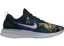 Nike Odyssey React GPX RS Mens Size 9.5 Black White Green Glow Floral AV3255-001