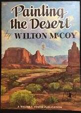 Painting The Desert By Wilton McCoy Paperback