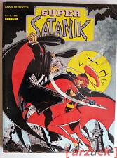 SUPER SATANIK 1 Max Bunker Press 1993