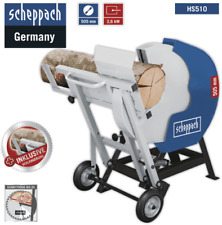 Scheppach Wippkreissäge HS510 2,6kW 230V HM-Sägeblatt 505mm + Wippenverlängerung