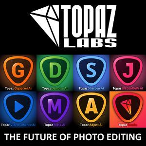 Topaz AI LifeTime Full package The Utility Bundle Creator Bundle Full Version.