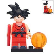 Young Goku - Dragon Ball Z Lego Moc Minifigure Gift For Kids #2