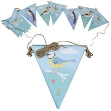 dotcomgiftshop Garden Birds Paper Bunting Party Decoration 5 Metres