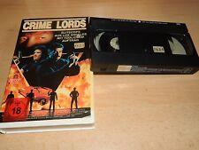 CRIME LORDS - Wayne Crawford - Martin Hewitt - Ascot Erstauflage - no DVD  ab 18