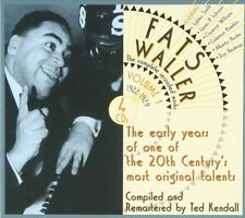 FATS WALLER-The Complete Recorded Works vol.1 4 CD NEUF