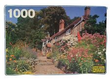 Fame Jigsaw Puzzle Stone Cottage in Sussex 1000pc 69x49cm