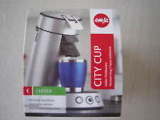 Emsa Thermobecher blau Cafe Kaffeebecher to go City Cup NEU