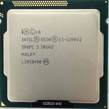 INTEL XEON QUAD CORE PROCESSOR E3-1290V2 3.7GHZ 8MB 5GT/S CPU SR0PC Tested