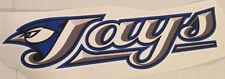 "Toronto Blue Jays FATHEAD ""Jays"" Team Logo 22"" x 7"" MLB Wall Graphics Decal"