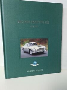 Aston Martin DB 70 Years car book like new free p&p