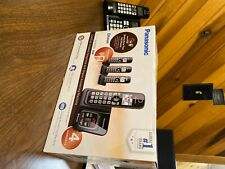 Panasonic KX-TG744 Link2Cell 4-Cordless Telephones w Digital Answering machine