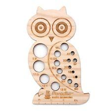Needle & Hook Gauge Owl BUEGG102