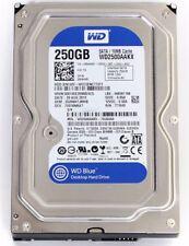 """Western Digital WD2500AAKX 250Gb SATA 3.5"""" Internal Hard Drive"""