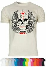 Fruit of the Loom Herren-T-Shirts aus Baumwolle mit Skull