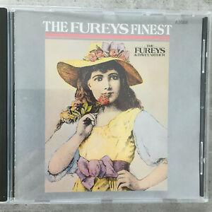 THE FUREYS & DAVEY ARTHUR: The Fureys Finest (German CD Teldec 8.26808 P / neu)