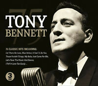 Tony Bennett - 75 Classics - 3 CD SET - BRAND NEW SEALED GREATEST HITS best of