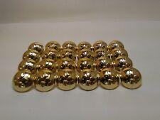 (#02) 24 Kings Manchester Liverpool Regiment Military Uniform Buttons Vintage