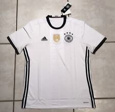 NWT ADIDAS Germany National Team 2014 FIFA CHAMPIONS  Jersey Men's Medium