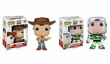 Funko POP Disney Toy Story 20th Anniversary Edition Buzz Lightyear and Woody