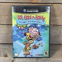 Ed, Edd n Eddy: The Mis-Edventures (Nintendo GameCube, 2005) Complete