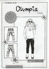 Farbenmix Schnittmuster - Hose OLYMPIA