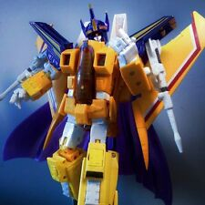 Transformers Masterpiece BB7-02 Destron Sunstorm G1 Action Figures