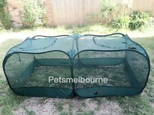 NewStyle Chicken Coop Hutch Mesh Net Cage House Anti-bird Net Foldable Portable
