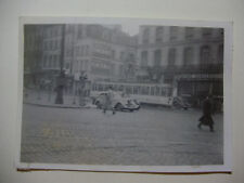 B189 - BRUSSELS CITY TRAMWAY  - TRAM PHOTO Belgium