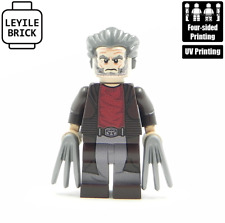 LYL BRICK Custom Wolverine Old Lego Minifigure