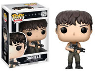 FUNKO POP MOVIES 2017 ALIEN COVENANT DANIELS VINYL FIGURE 429