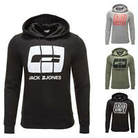 Jack & Jones Herren Hoodie Sweatshirt Pullover Kapuzenpullover Hoody SALE %