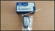 OEM GENUINE FOB REMOTE SMART KEY Fits Hyundai ELANTRA 1.6L [17~18] 95440F2000
