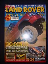 Land Rover Owner LRO # Spring 2003 - G4 - 101 - v8 Defender - Sussex Lanes