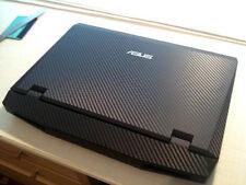 Computadora portátil ASUS G73 series de carbono piel cubierta